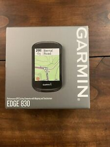 GARMIN Edge 830 ciclo computer touchscreen con GPS bike Bici