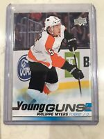 2019-20 UPPER DECK SERIES 1 YOUNG GUNS PHILIPPE MYERS
