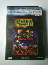 STARSHIP TROOPERS OPERATION PLUTO - DVD PAL