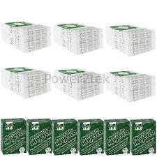 60 x Genuine Numatic nvm-1ch sacchetti Hoover per nv250 nv350 nvh180 UK STOCK