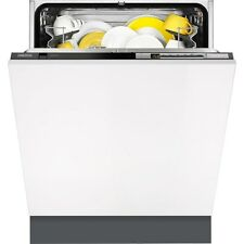 Zanussi ZDT26010FA 60cm A++ Rated Integrated 13 Place Setting Dishwasher