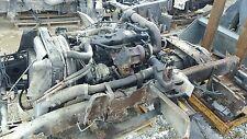 Isuzu 4bt 4bd2t 3.9 TURBO DIESEL ENGINE frame cut blow by FREE SHIPPING!