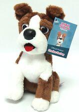 ANIMAL FRIENDS Cracker the DOG Plush Soft Toy PUPPY Insurance PET Gift