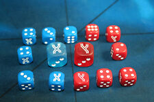 14 exclusive Pokemon collectible dice from the Xy Premium Set