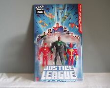 Red Tornado Green Lantern Flash Episode 457 Justice League 3 Pack Action Figures