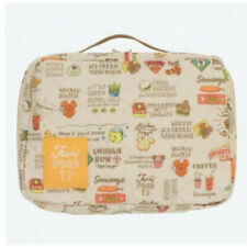 Disney Park Food Diaper Pouch Pouch Mothers Goods Park Food Pattern (Little Gree