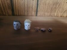 neca halloween 2 ultimate michael myers Heads and hands