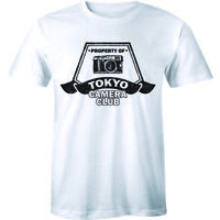 Property Of Tokyo Camera Club - Retro Photography Men's T-shirt Gift Tee
