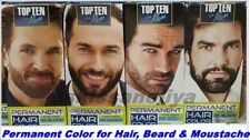 TOP Ten for Men Permanent Hair Beard and Moustache With Vit C Color for Men