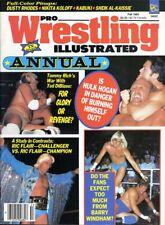 HULK HOGAN/RIC FLAIR Pro Wrestling Illustrated Annual Magazine Fall 1985