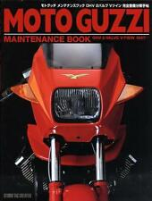 MOTO GUZZI Maintenance book OHV 2 Bulbs V Twin perfect maintenance book