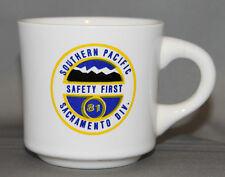 SP Sacramento Division 81  safety award, 4 coffee cups