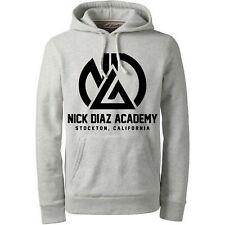 Nick Diaz Academy - MMA Hoodie ( Nick Diaz, Nate Diaz, Jiu Jitsu, UFC )