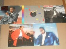 FREDDIE JACKSON lot 5x LP 12 tasty love ROCK ME TONIGHT just like the first time