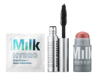 SEPHORA BEAUTY INSIDER BIRTHDAY MILK MAKE UP GIFT SET MASCARA LIPSTICK CHEEK
