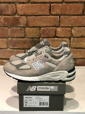 NEW BALANCE SHOES STYLE M990GR2 COLOR GREY MADE IN THE USA WIDTH D