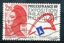 STAMP / TIMBRE FRANCE OBLITERE N° 2524 PHILEXFRANCE 89