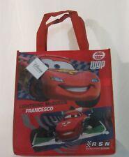 New Disney Store Cars 2 Reusable Tote Shopping Gift Grocery Bag Lightning Finn