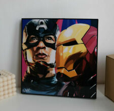 Canvas Pop Art Marvel Canvas Art Prints