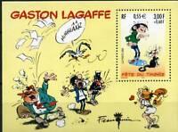 BLOC FEUILLET N° 34 NEUF XX  FRAICHEUR POSTALE - GASTON LAGAFFE