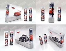 Skin Sticker Cover For Nintendo Wii Console and 2 Remotes Cars 058