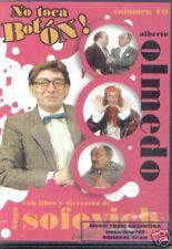 DVD ALBERTO OLMEDO NO TOCA BOTON TV SHOW VOL 10 SEALED