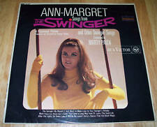 RARE Ann Margret UK IMPORT Songs From the SWINGER 1st MONO FREE USA SHIPPING