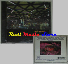 CD IDYLL SWORDS SIGILLATO THE COMMUNION LABEL COMM52 lp mc dvd