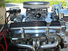 S B CHEVY 383  ROLLER STROKER TURN KEY ENGINE 440 + HP LOADED CR# EHRB 61