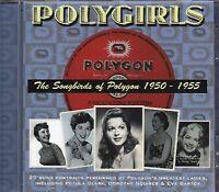 Songbirds Of Polygon CD (Petula Clark/Eva Bartok/Dorothy Squires/Kathie Kay)