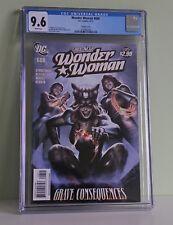 Wonder Woman #608 (April 2011, DC)  Alex Garner Variant CGC 9.6