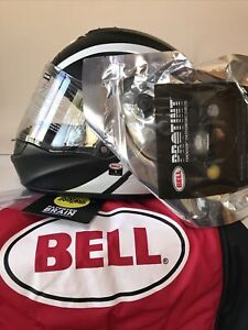 Bell Star MIPS DLX Tantrum Black/Orange Small Full Face Motorcycle Helmet