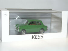 KESS Scale Models KE43022021, Autobianchi Bianchina Berlina F, 1965, green, 1/43