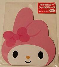 My Melody Sanrio Sticker Sack Flakes seals Japan Rare