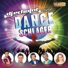 DJ Echolot - präsentiert Dance Schlager    CD NEU OVP