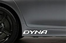 2x Side Skirt Stickers fits Toyota Dyna Car Sticker Bodywork Car Decal VK103