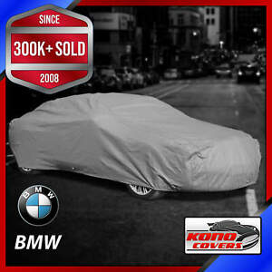 BMW [OUTDOOR] CAR COVER ✅All Weather ✅Best ✅100% Full Warranty ✅CUSTOM ✅FIT