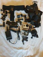 GoPro HERO 3 Black Edition Camcorder - Silber/Schwarz