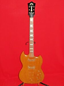Guild 1972 Natural S 100 Deluxe Body & Neck