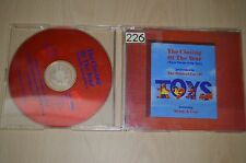 The Musical Cast Of Toys Feat Wendy & Lisa – The Closing Of The Year CD-Maxi