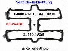 NEU Ventildeckeldichtung f. YAMAHA XJ 550 4V8/9 XJ550 '81-'84 valve cover gasket