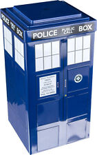 DOCTOR WHO - Tardis Tin Storage Box (Ikon Collectables) #NEW