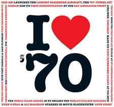 1970 BIRTHDAY ANNIVERSARY GIFT- Card  I Love 1970  CD  Year Greeting Card