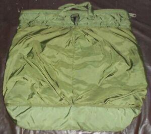 Vintage US Military Flyers Helmet Bag Unicor   LOOK!