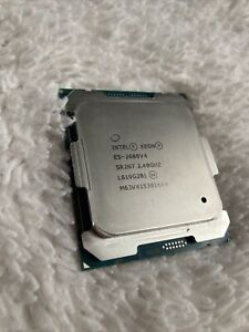 Intel Xeon E5-2680v4 14-Core 2.40GHz 35MB Cache SR2N7 LGA2011-3 CPU Processor