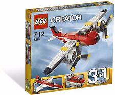 LEGO Creator Propeller Adventures 3 in 1 (#7292)(Retired 2012)(Very Rare)(NEW)