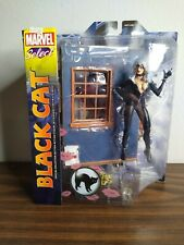 """Marvel Select~~~~Black Cat Special Edition 7"""" Action Figure~~~~NIP"""