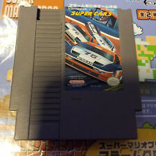Super Cars Nes (Nintendo) Game.