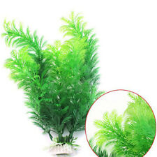 6 Pack of Artificial Water Grass Green Plant Ornament for Fish Tank  Decor Home