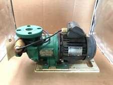 Pan World NH-401PW-CV PP Magnet Pump 40X40mm 0.75kW 140L/min 60Hz ; 14m Head